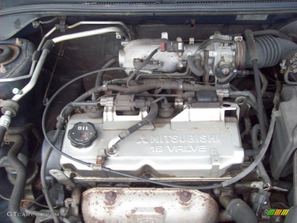 2002 mitsubishi lancer es engine