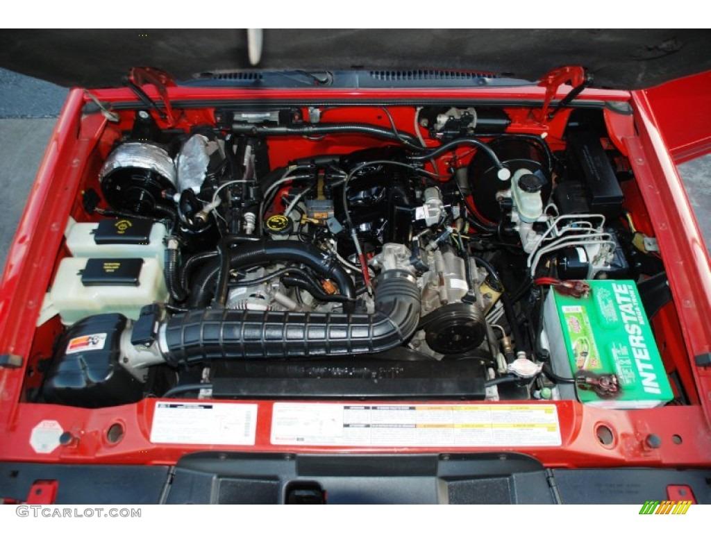 1998 Ford Explorer Sport 4 0 Liter Ohv 12