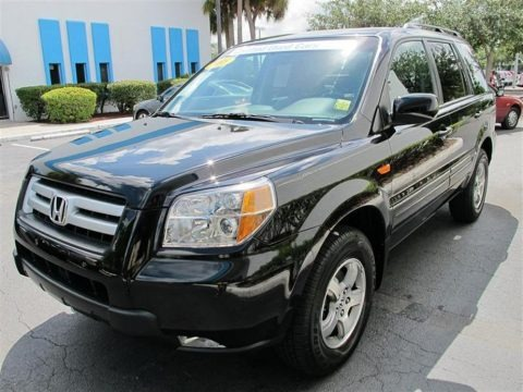 2008 honda pilot ex data info and specs. Black Bedroom Furniture Sets. Home Design Ideas