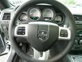 Dark Slate Gray Steering Wheel Photo for 2012 Dodge Challenger #54600942