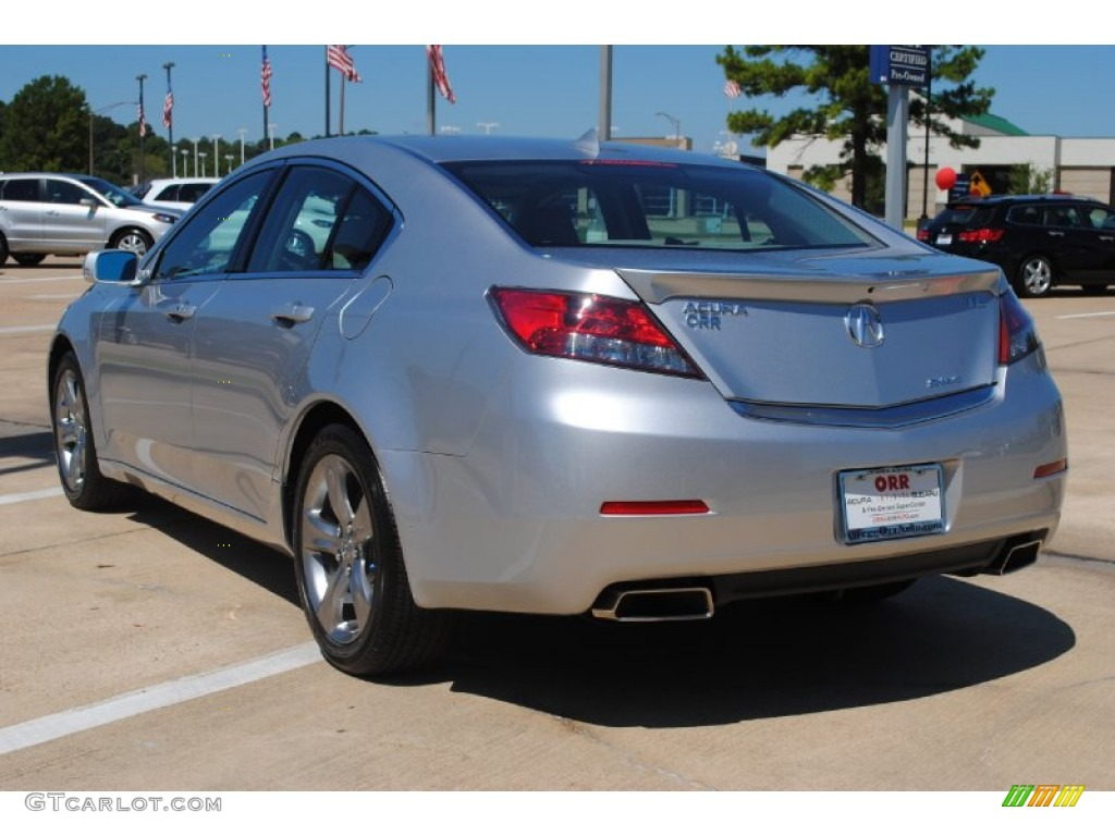 2012 Silver Moon Acura TL 3.7 SH-AWD Technology #54577662 ...