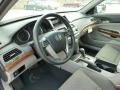 2012 Accord Gray Interior