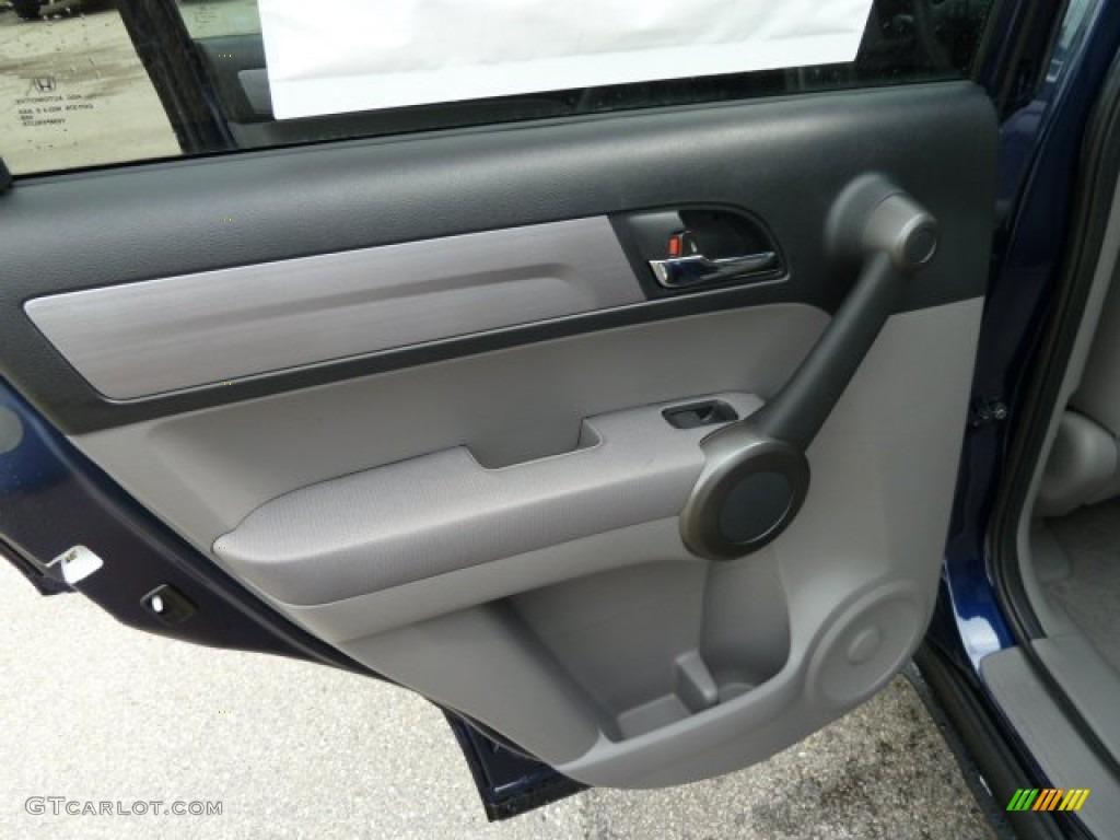 2011 CR-V SE 4WD - Royal Blue Pearl / Gray photo #13