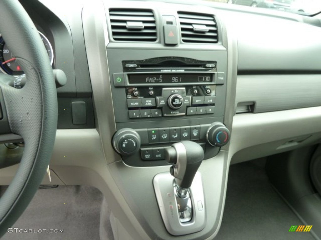 2011 CR-V SE 4WD - Royal Blue Pearl / Gray photo #18