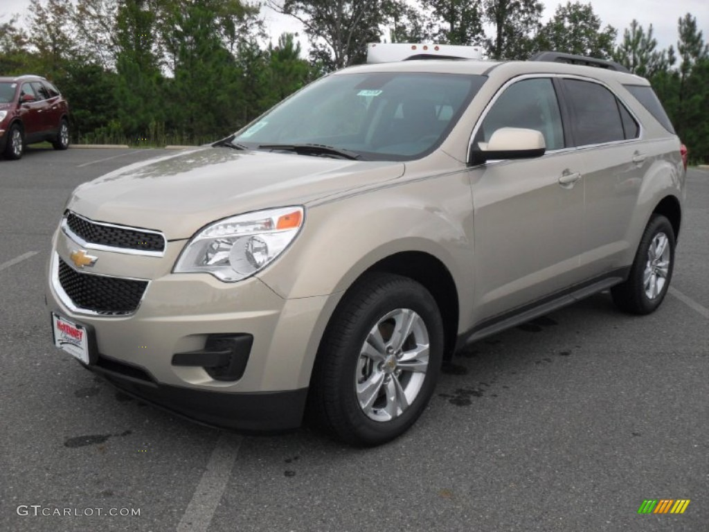 2012 gold mist metallic chevrolet equinox lt 54577841 car color galleries. Black Bedroom Furniture Sets. Home Design Ideas