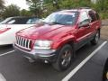 Inferno Red Pearl 2004 Jeep Grand Cherokee Gallery