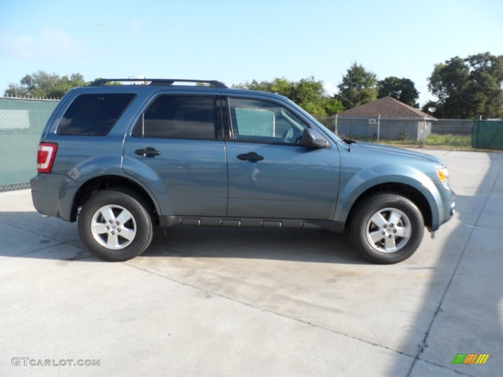 Steel Blue Metallic 2012 Ford Escape Xlt V6 Exterior Photo 54622124