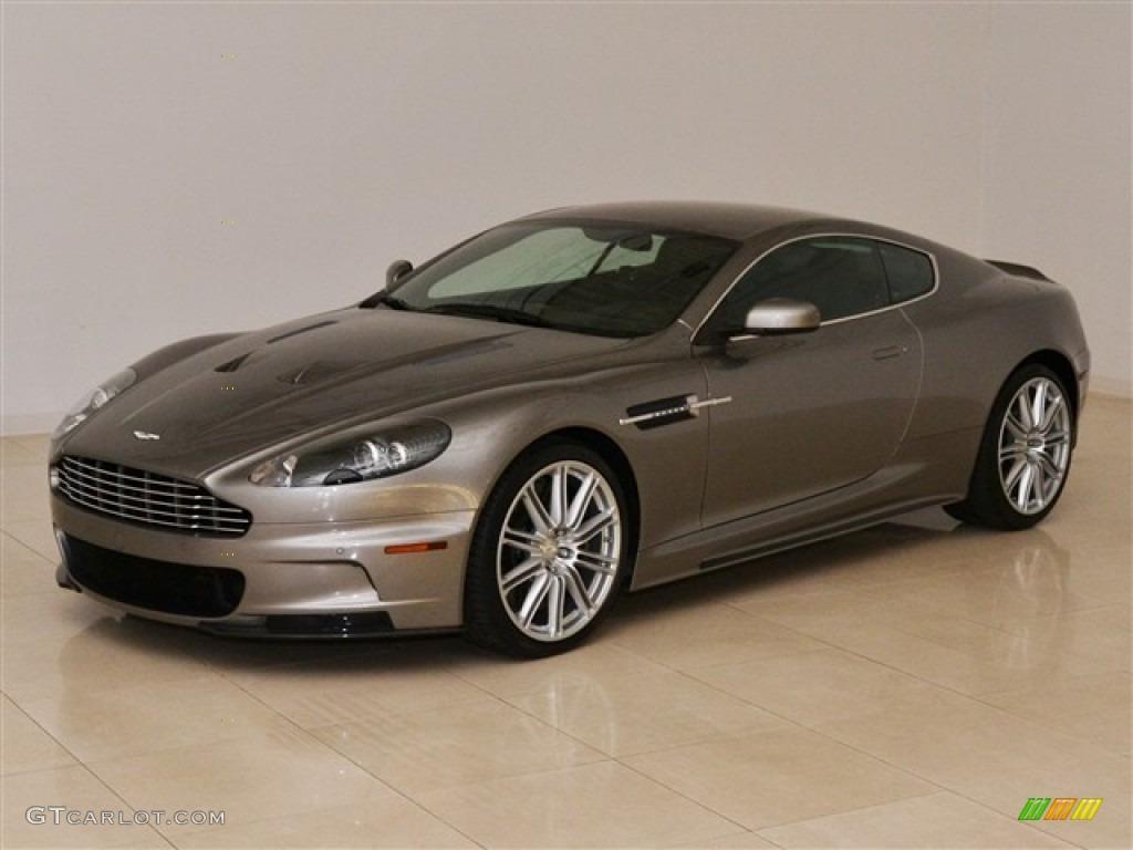 2009 Tungsten Silver Aston Martin DBS Coupe 54576960