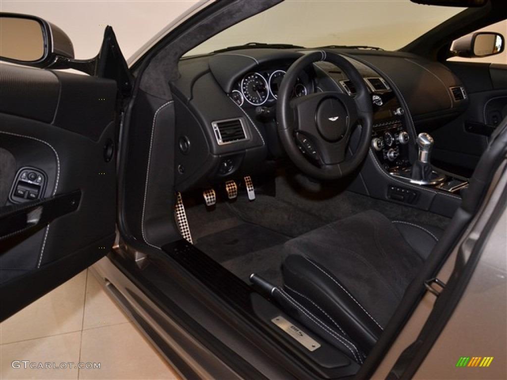 2009 Aston Martin DBS Coupe Interior Photo 54625360