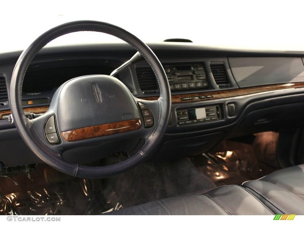 1995 lincoln town car executive dashboard photos. Black Bedroom Furniture Sets. Home Design Ideas