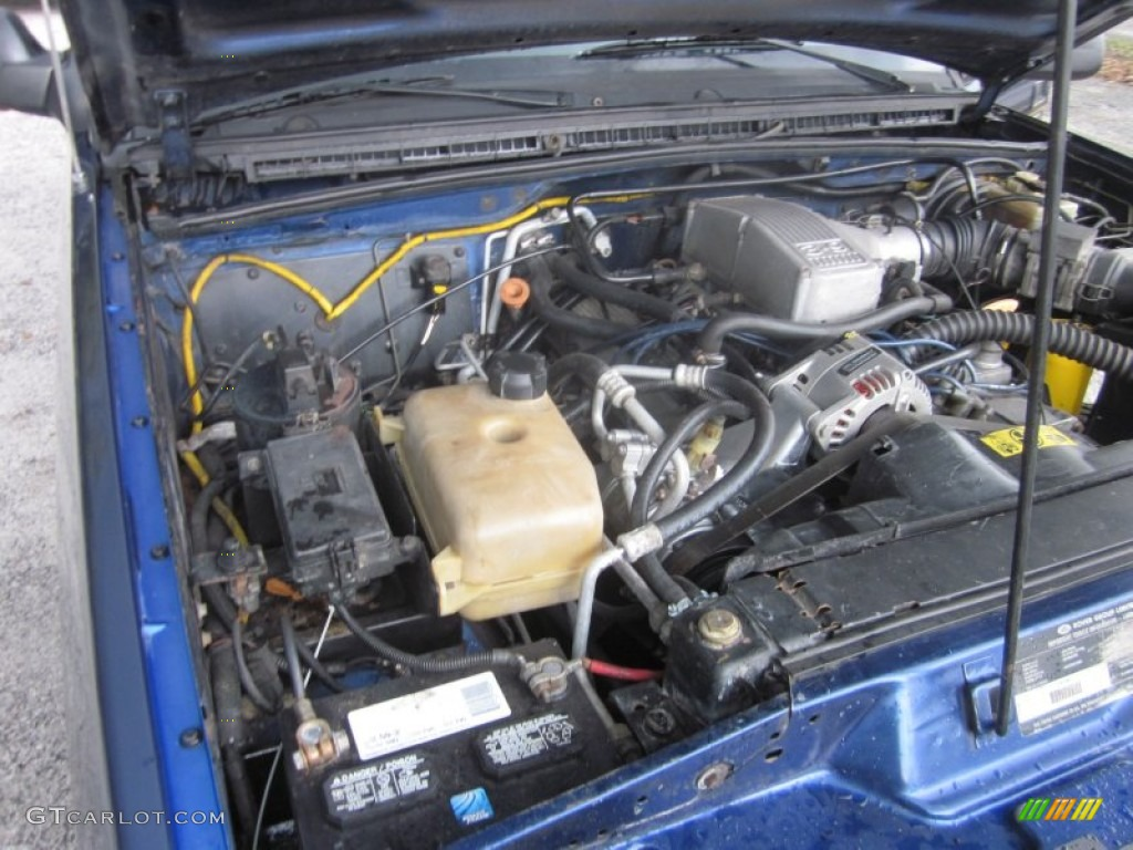 1995 Land Rover Discovery 3 9 3 9 Liter Ohv 16 Valve V8