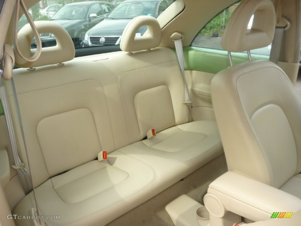 cream interior 2001 volkswagen new beetle gls coupe photo. Black Bedroom Furniture Sets. Home Design Ideas