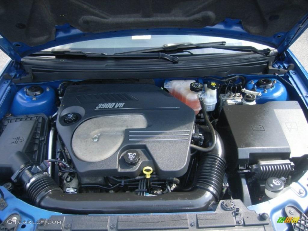 2007 pontiac g6 gt coupe 3 9 liter ohv 12 valve v6 engine. Black Bedroom Furniture Sets. Home Design Ideas
