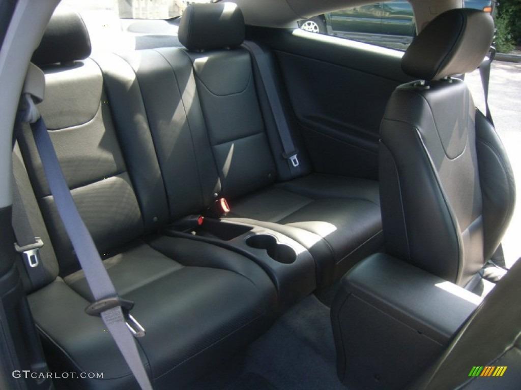2007 Pontiac G6 GT Coupe Interior Photos