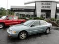 1994 Sage Green Metallic Honda Accord EX Sedan #54630573