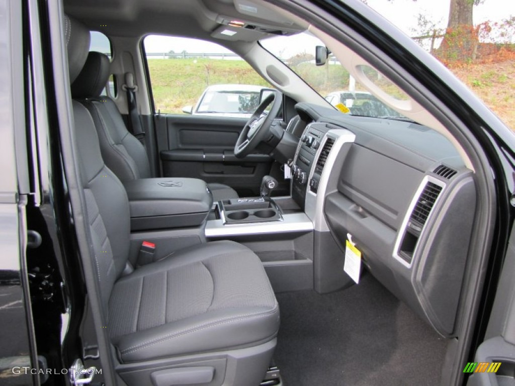 2012 dodge ram 1500 sport quad cab interior photo 54644460. Black Bedroom Furniture Sets. Home Design Ideas