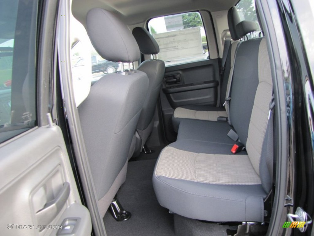 2012 dodge ram 1500 express quad cab interior photo 54644693. Black Bedroom Furniture Sets. Home Design Ideas