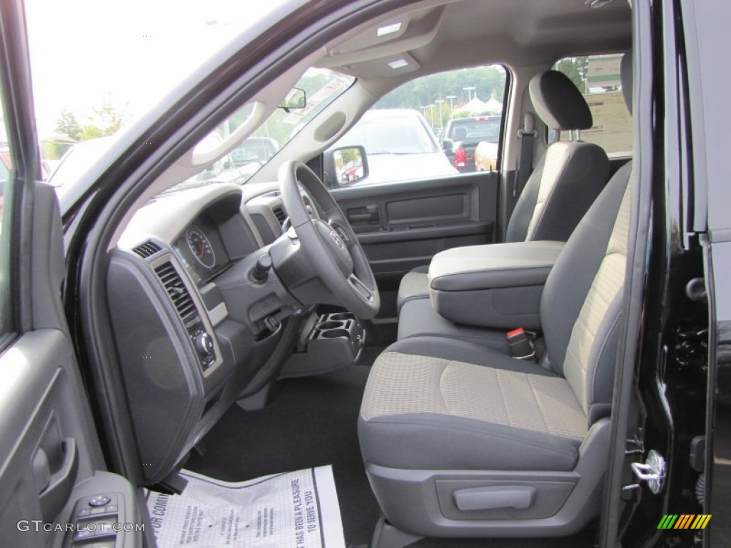 2012 dodge ram 1500 express quad cab interior photo 54645147. Black Bedroom Furniture Sets. Home Design Ideas