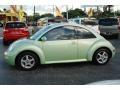 Cyber Green Metallic 2002 Volkswagen New Beetle Gallery
