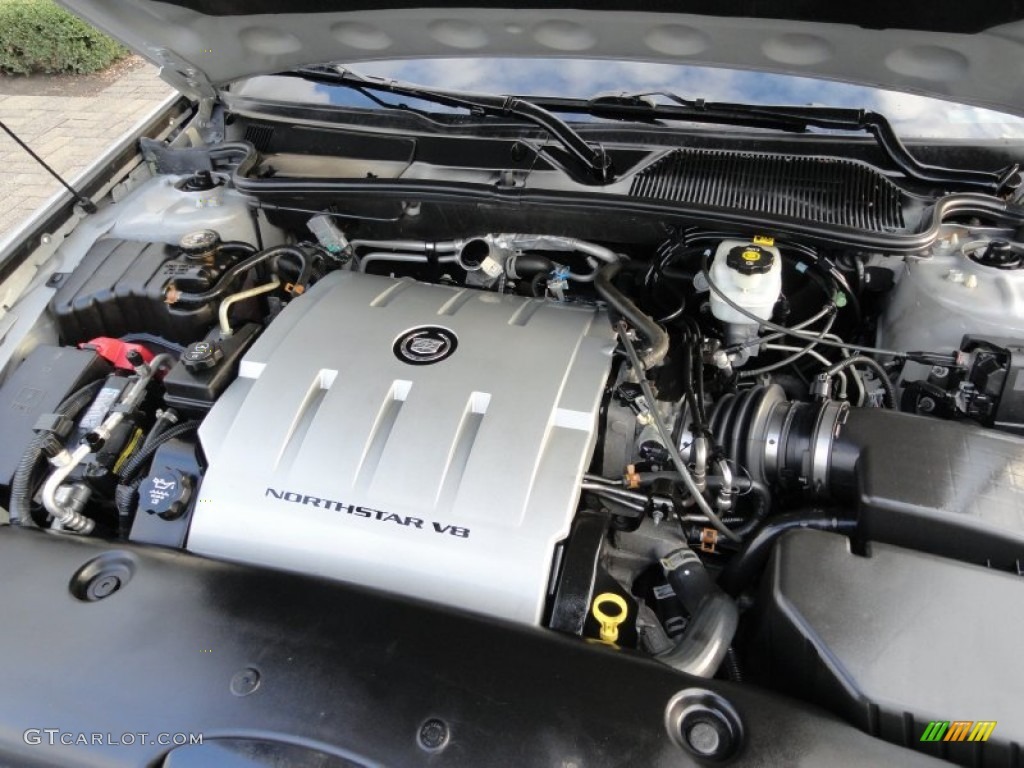 2005 cadillac deville dhs 4 6 liter dohc 32 valve northstar v8 engine photo 54655950 gtcarlot com gtcarlot com