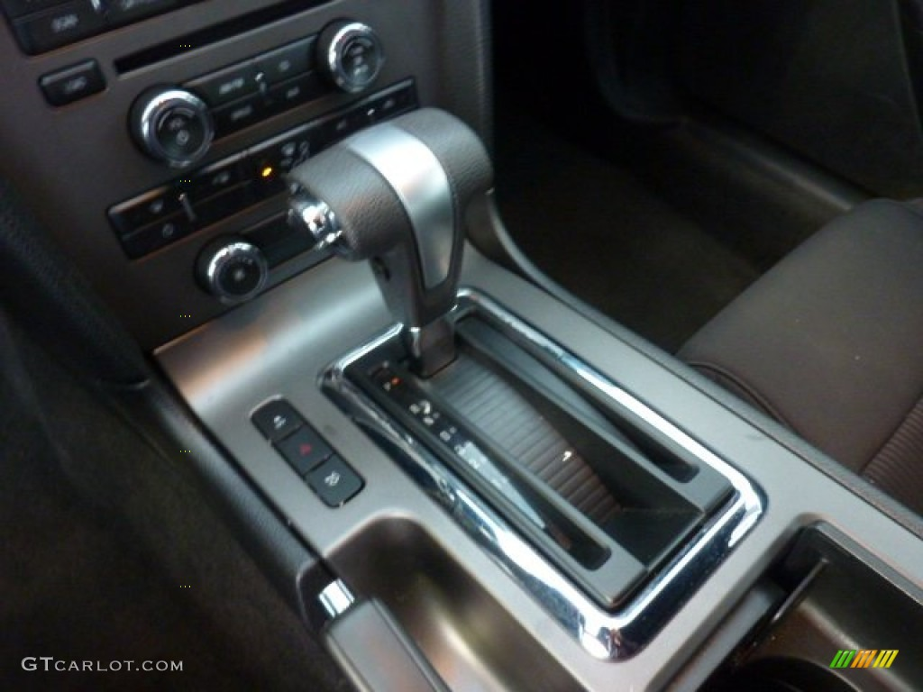 2012 ford mustang automatic transmission. Black Bedroom Furniture Sets. Home Design Ideas
