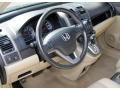 Ivory Steering Wheel Photo for 2009 Honda CR-V #54658455