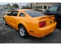 2007 Grabber Orange Ford Mustang GT Deluxe Coupe  photo #2