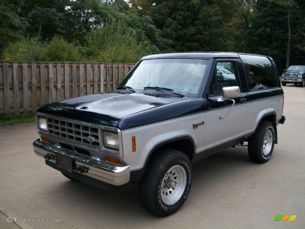 Exterior 54660570on 1987 Ford Bronco Ii