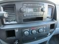 Medium Slate Gray Audio System Photo for 2008 Dodge Ram 3500 #54660575
