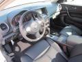 Charcoal 2012 Nissan Maxima Interiors