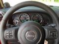Black Steering Wheel Photo for 2012 Jeep Wrangler #54667157