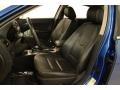2011 Blue Flame Metallic Ford Fusion SEL V6  photo #7