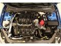2011 Blue Flame Metallic Ford Fusion SEL V6  photo #16