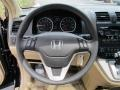 Ivory Steering Wheel Photo for 2009 Honda CR-V #54671667
