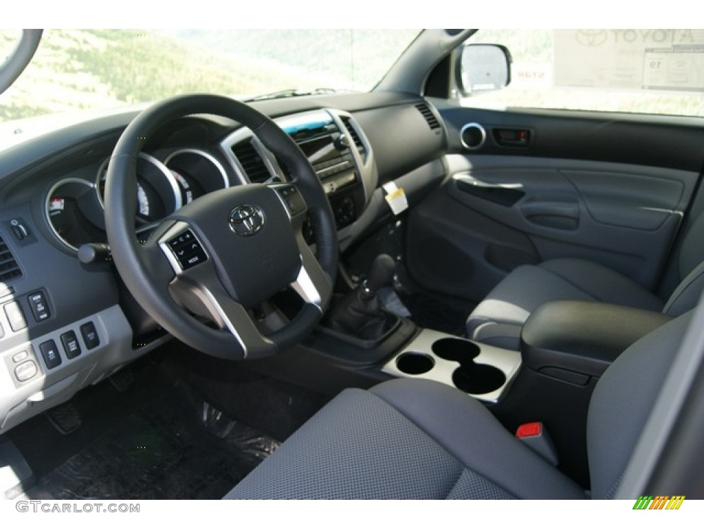 2012 toyota tacoma v6 trd double cab 4x4 interior photo. Black Bedroom Furniture Sets. Home Design Ideas