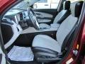 Jet Black/Light Titanium Interior Photo for 2010 Chevrolet Equinox #54675420