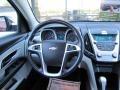 Jet Black/Light Titanium Dashboard Photo for 2010 Chevrolet Equinox #54675435
