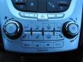 Jet Black/Light Titanium Controls Photo for 2010 Chevrolet Equinox #54675532