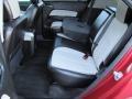 Jet Black/Light Titanium Interior Photo for 2010 Chevrolet Equinox #54675607