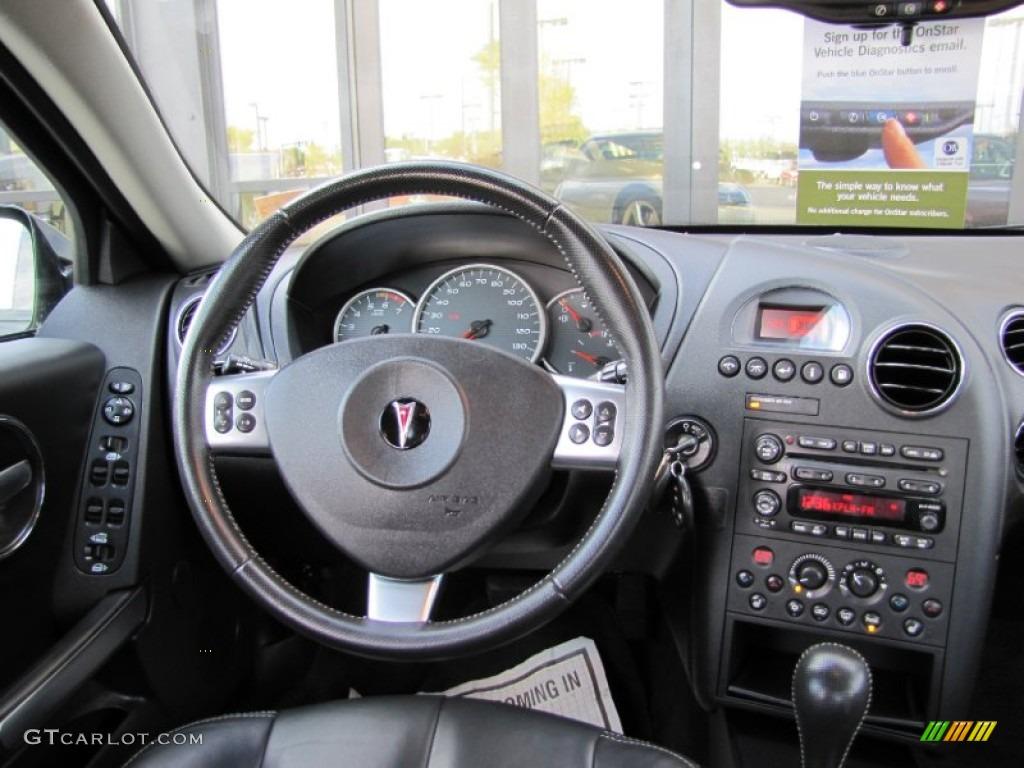 2008 Pontiac Grand Prix Sedan Ebony Dashboard Photo 54675750 Gtcarlot Com