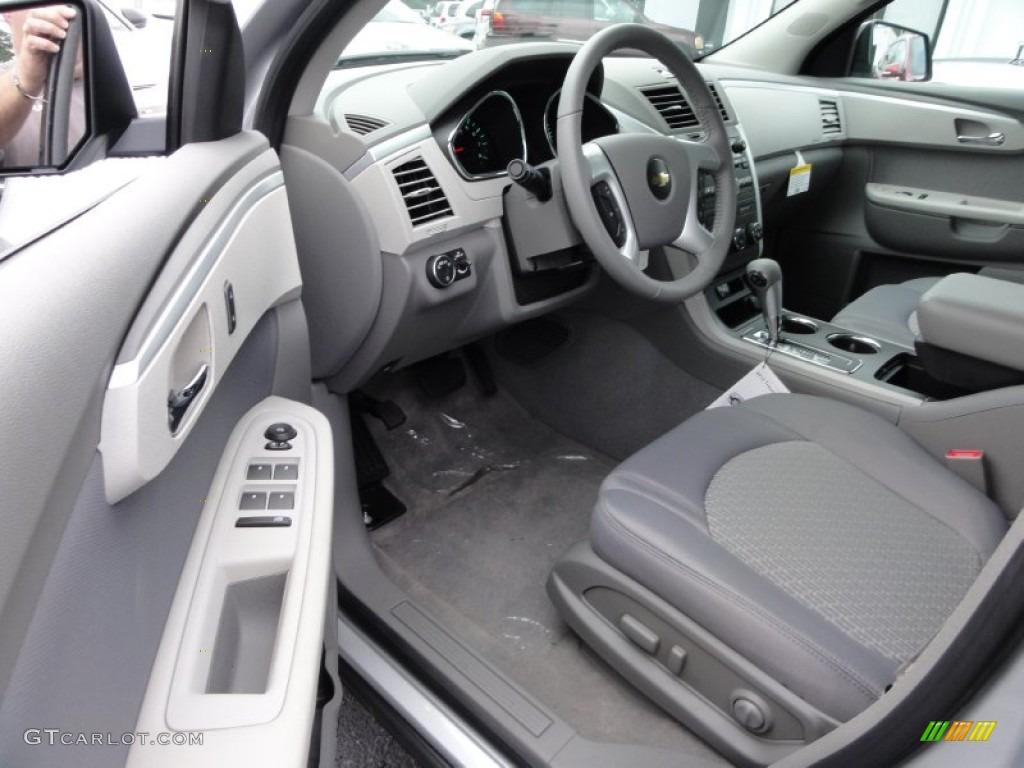 2012 Chevrolet Traverse Ls Interior Photo 54678913