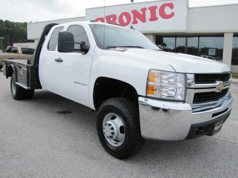 2007 chevrolet silverado 3500hd extended cab 4x4 chassis. Black Bedroom Furniture Sets. Home Design Ideas