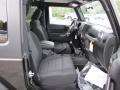 Black Interior Photo for 2012 Jeep Wrangler #54682392