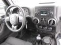 Black Dashboard Photo for 2012 Jeep Wrangler #54682398