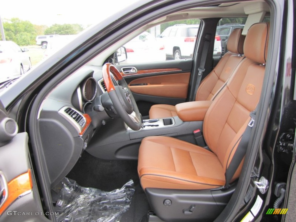 2012 jeep grand cherokee overland interior photo 54682764. Black Bedroom Furniture Sets. Home Design Ideas