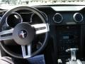 2007 Performance White Ford Mustang V6 Deluxe Coupe  photo #33