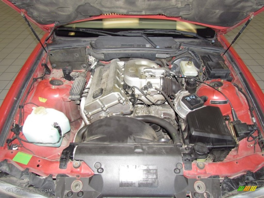 1994 BMW 3 Series 318i Coupe Engine Photos | GTCarLot.com