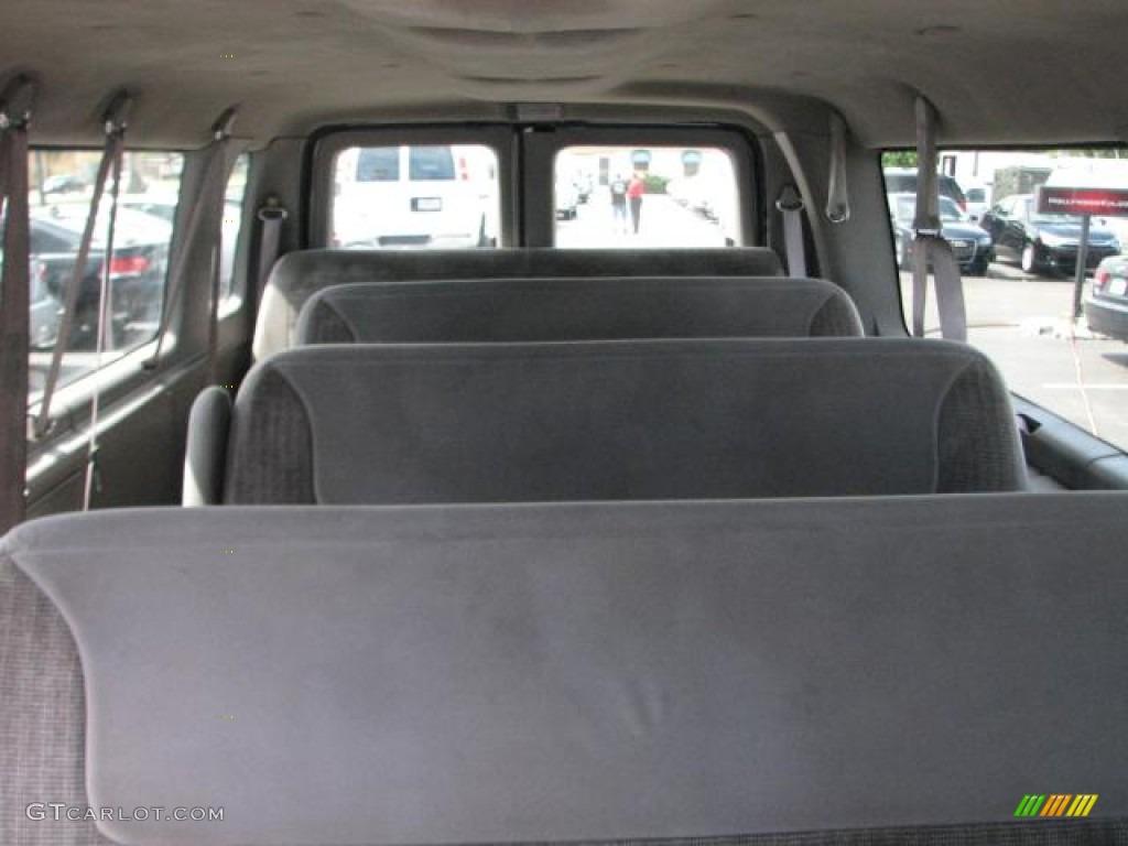 1999 ford e series van e350 super duty xlt extended passenger interior photo 54699307