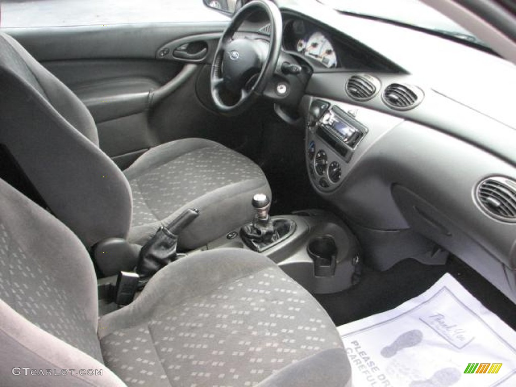2002 ford focus zx3 coupe interior photo 54699838. Black Bedroom Furniture Sets. Home Design Ideas