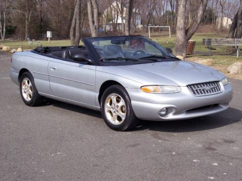 2000 chrysler sebring jxi limited convertible data info. Black Bedroom Furniture Sets. Home Design Ideas
